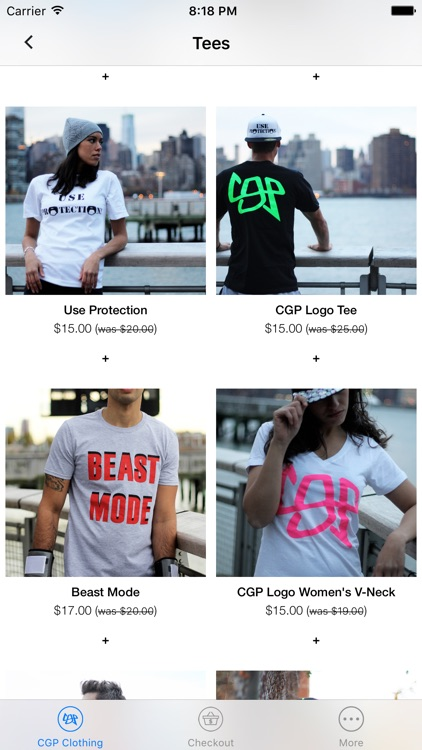 CGP Clothing