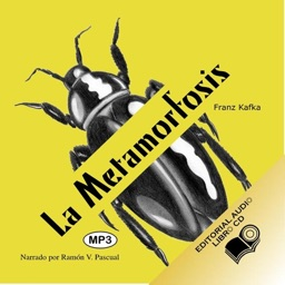 La Metamorfosis de Franz Kafka - Audiolibro