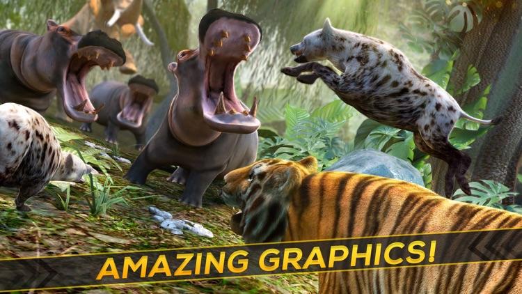 Animal SIM . Wild Animal Simulator Game Free