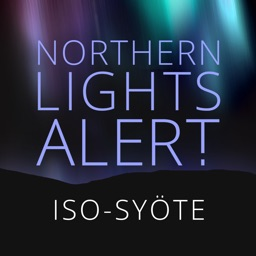 Northern Lights Alert Iso-Syöte