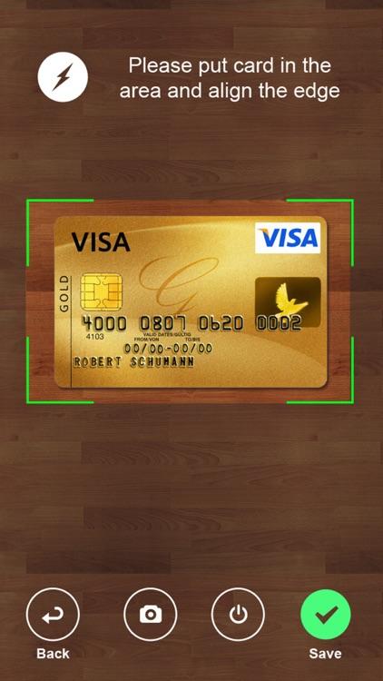 Card Mate Pro- credit cards screenshot-4