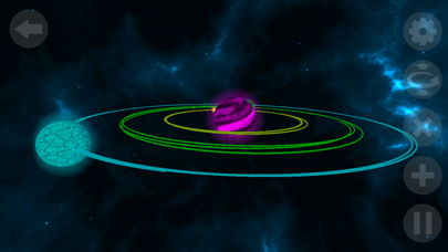 Galaxy Space Simulator 3D Pro screenshot two