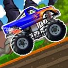 Monstruo Carro Hill Climb Racing icon