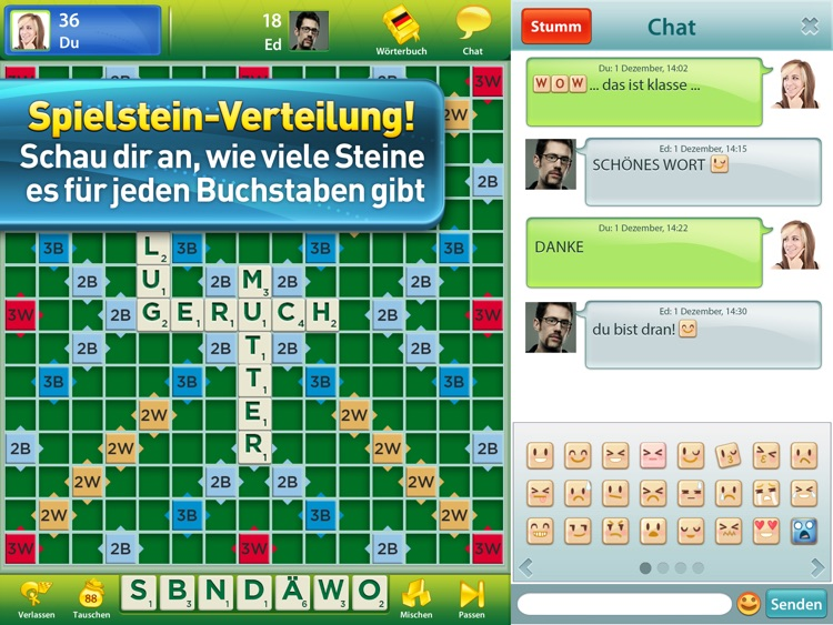 SCRABBLE™ Premium für iPad screenshot-4