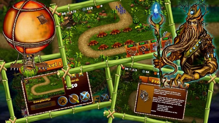 Tower Defence Madness - Defense Balloon battles screenshot-3