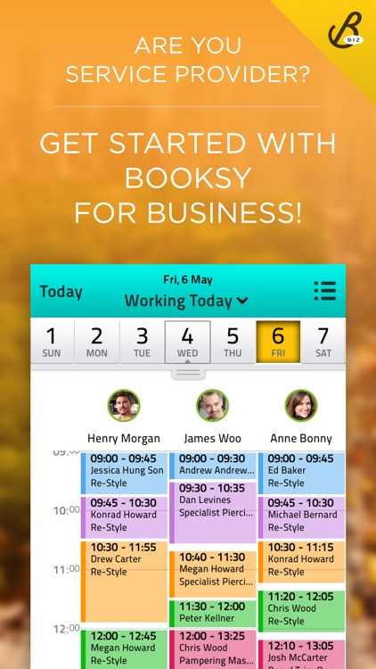 Booksy: Find and Book Health and Beauty Services screenshot-4