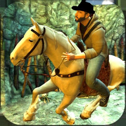 Castle Horse Run 3D iOS App