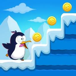 Penguin Run - Running Game
