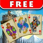 Tower of 21 Card Game FREE icon