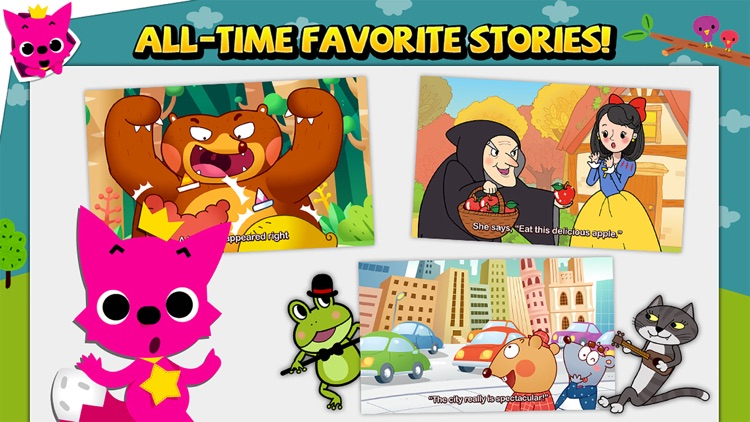 Kids Songs | Videos| Educational Stories| PINKFONG screenshot-4