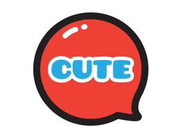 Cute Text Stickers Pack for iMessage