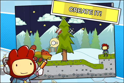 Scribblenauts Remix screenshot 4
