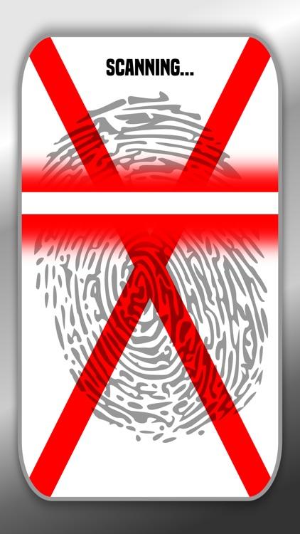 Lie Detector Fingerprint Scanner Touch Test Truth screenshot-3