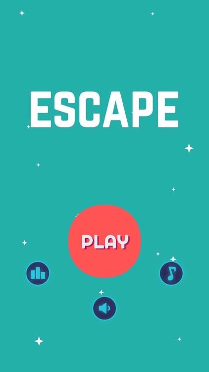 Escape from color balls screenshot-3