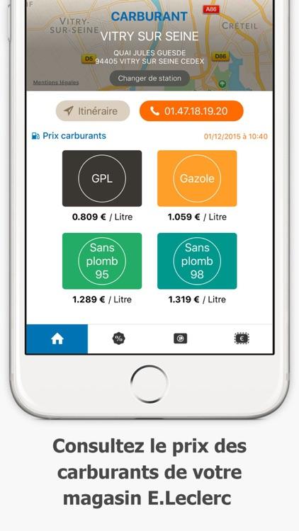 E.Leclerc - Shopping, Promos, Prospectus screenshot-3