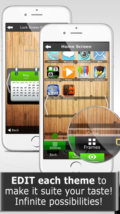 iTheme - Themes for iPhone and iPad | App Price Drops