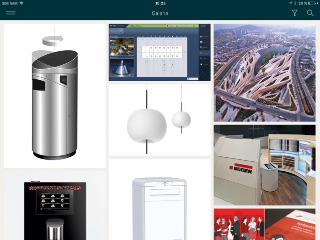 Design Explorer Screenshot