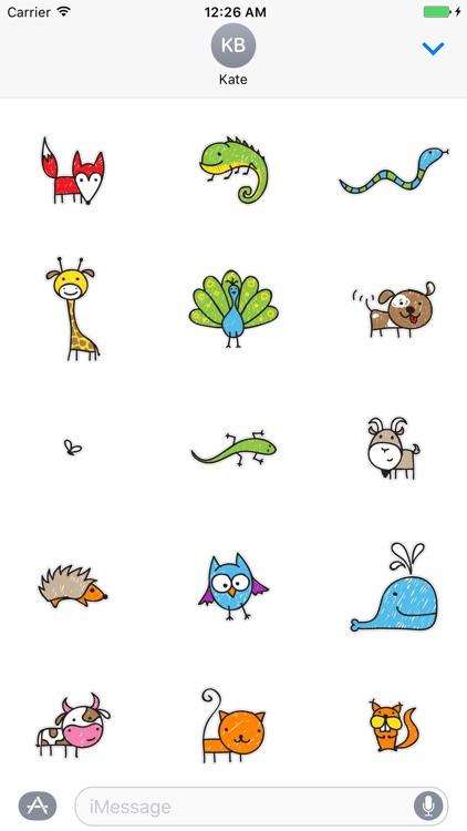 Kids Sticker Pack