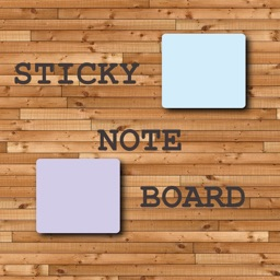 Sticky Note Board
