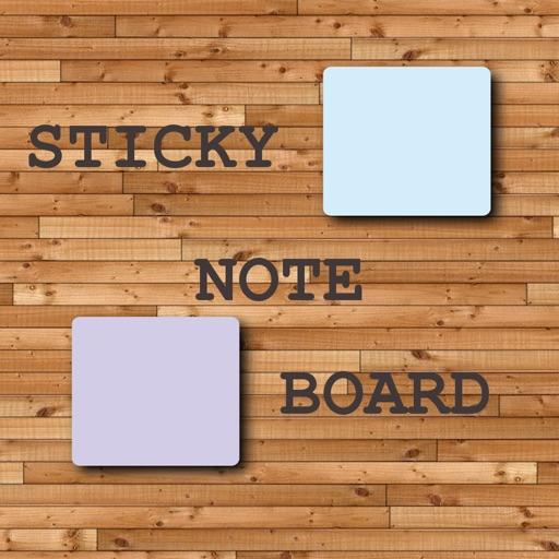 Sticky Note Board