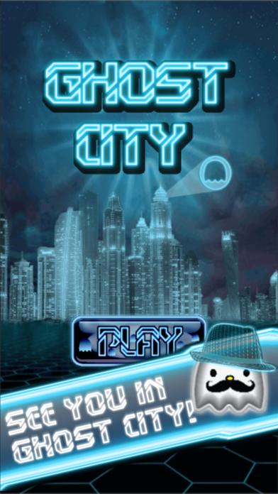 Ghost City Evaders - NO ADS! Screenshot 4