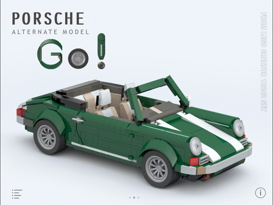 Porsche For Lego 10242 Set Building Instructions App Price Drops