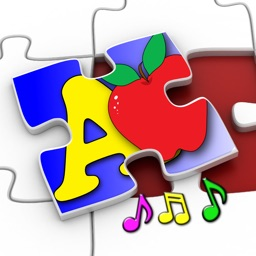 Kids ABC and Counting Jigsaw Puzzles Pre school