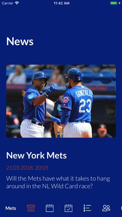 Go New York Mets!