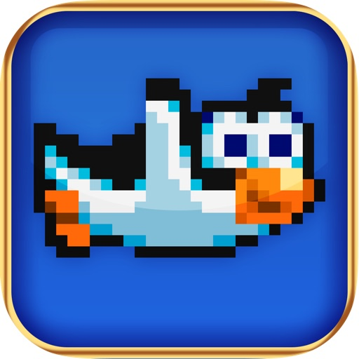 Loony Penguin - Flappy Friend