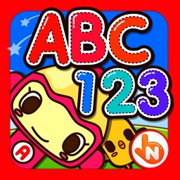 ABC 123 Reading Writing Practice