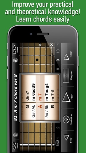 International Guitar Chords On The App Store