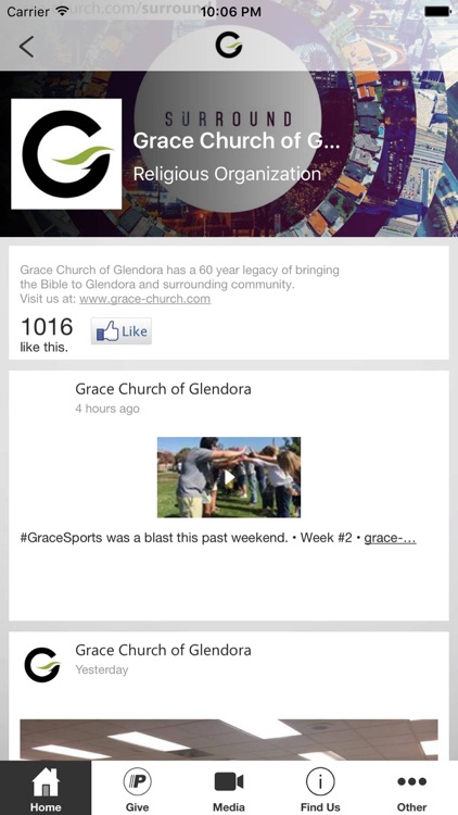 Grace Church of Glendora