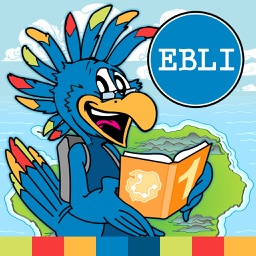 Reading Adventures with Booker #1 EBLI Island