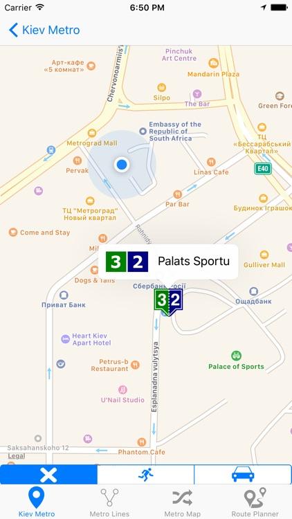 Kiev iMetro