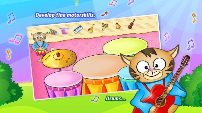 123 Kids Fun MUSIC Free Top Music Games for Kids Screenshot