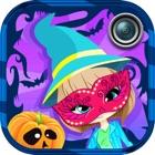ハロウィーン マスク や 衣装 無料 ステッカー カメラ icon