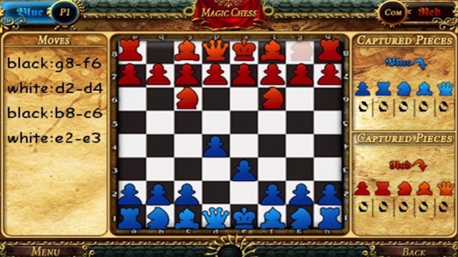 3D Magic Chess Screenshot