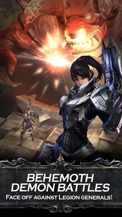 Angel Stone RPG screenshot-3