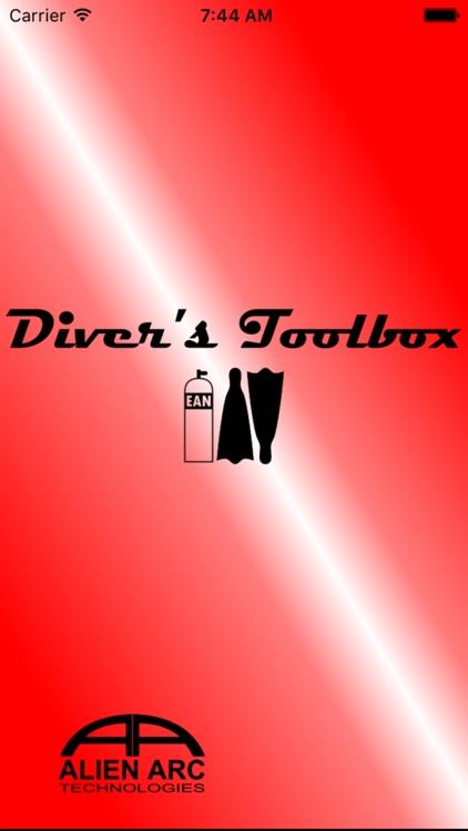 Diver's Toolbox