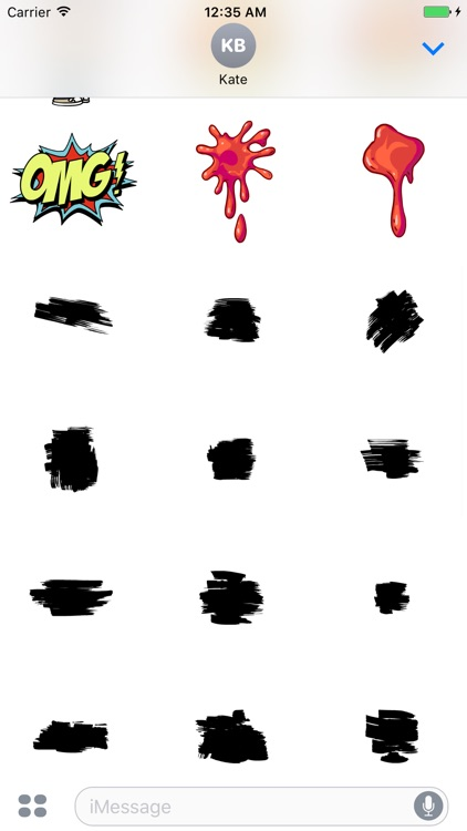 Typo Stickers