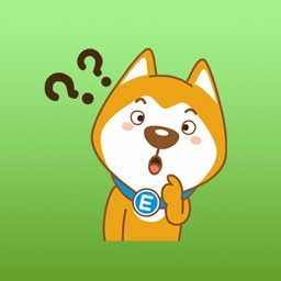 Cute Cute Shiba Inu Animated Stickers