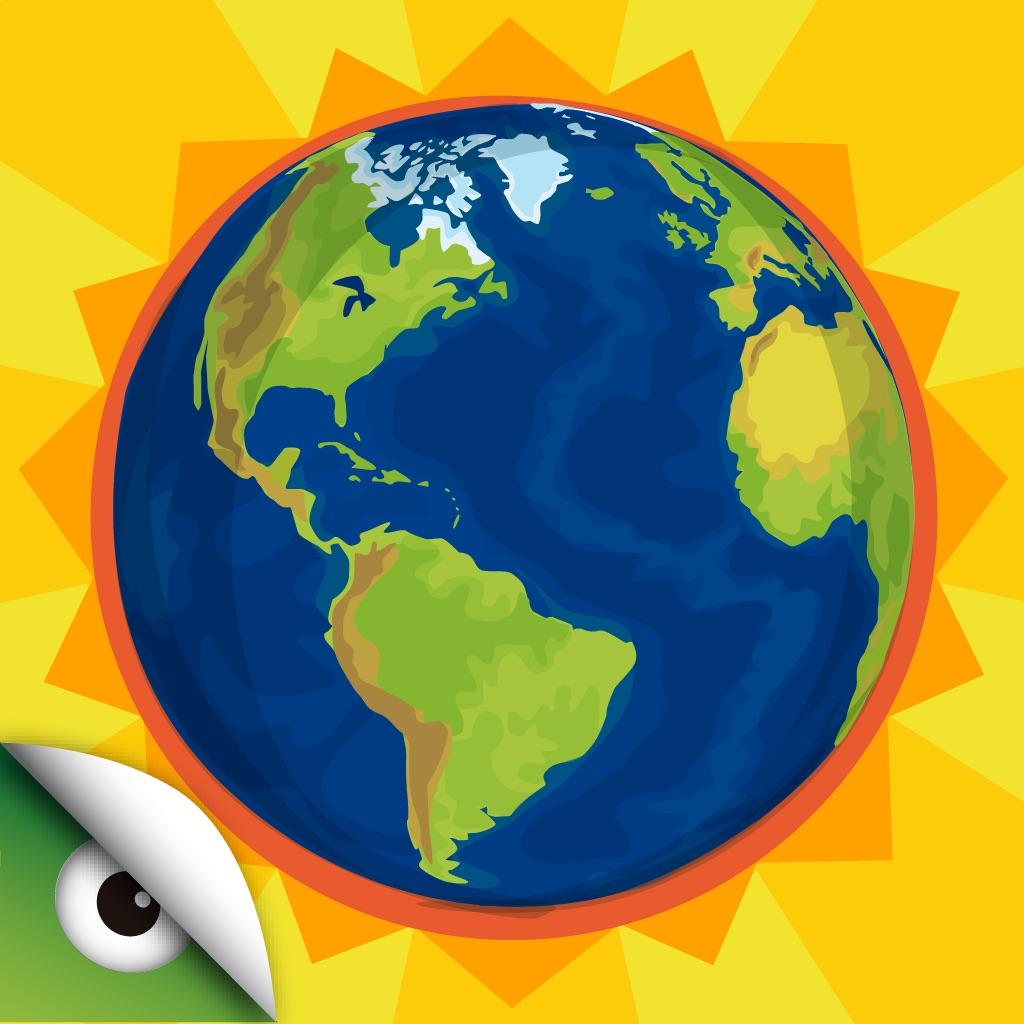 Atlas 3D for Kids – Games to Learn World Geography hack