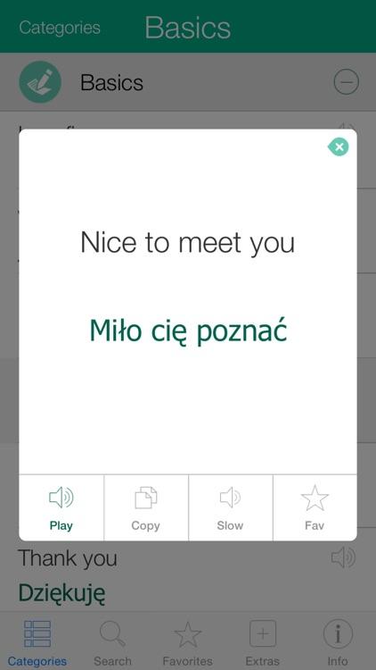 Polish Pretati - Speak with Audio Translation