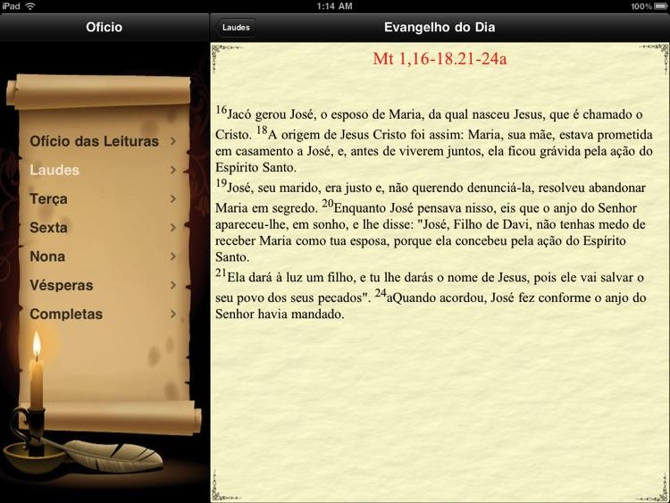 iLiturgia para iPad screenshot-3