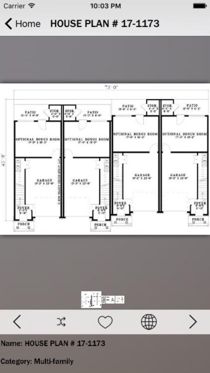 Multi-family House Plans Info screenshot-4