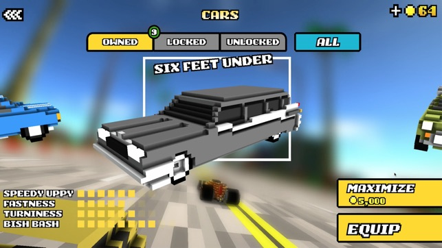 Maximum Car Screenshot