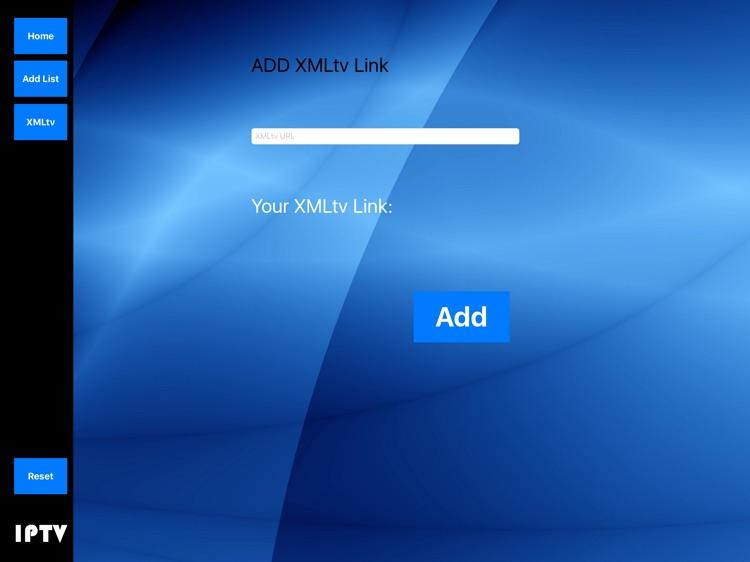 Iptv HD screenshot-3