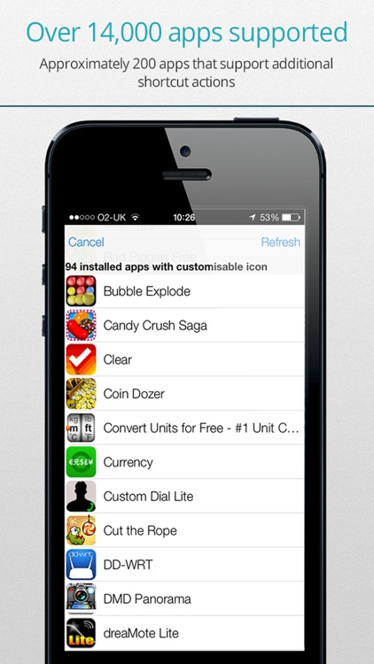 Iconical - Customize your iPhone
