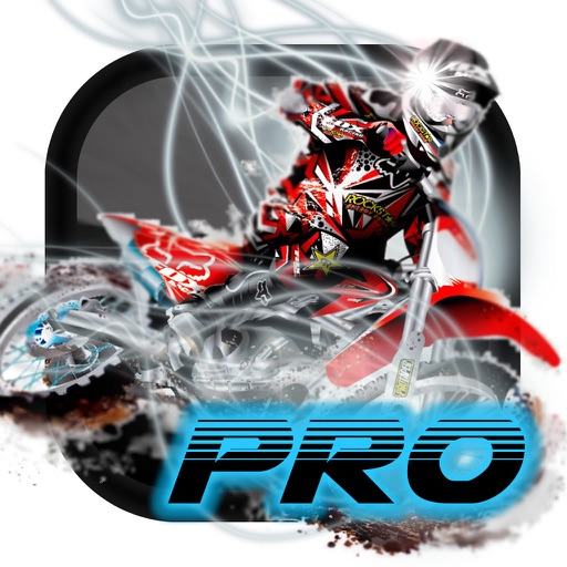 A Crazy Trial Motocross Pro - Xtreme Downhill Motorcycle icon