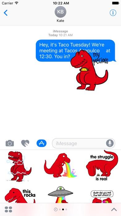 Dino Sticker Pack